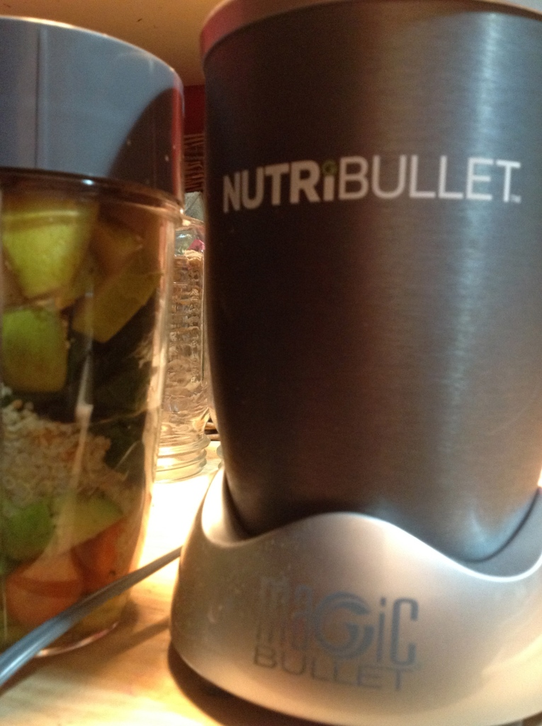 The magic bullet of health we've all been looking for!